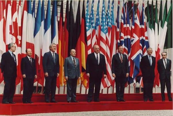 18th G7 summit member 19920706