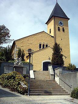 Lappersdorf, Bayern: Die katholische Pfarrkirche