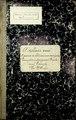 1910 год. ГАКО Фонд 817, опись 1, дело 3. Окладная книга о налоге с недвижимых имуществ Ржищевской мещанской управы.pdf