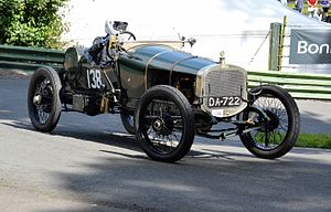 Louis Coatalen - 1913 Sunbeam 12-16 sports