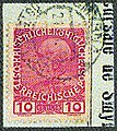 1914July21 10centimes Austrian Levant Smyrna Mi23.jpg