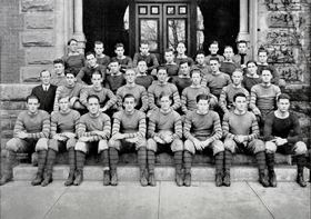 1914 Clemson Tigers football team (Taps 1915).png