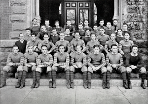 1914 Clemson Tigers football team - Image: 1914 Clemson Tigers football team (Taps 1915)
