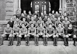 1914 Clemson Tigers football team - Image: 1914 Clemson Tigers football team (Taps 1915)