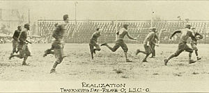 Battle for the Rag - The 1914 0-0 tie between the teams