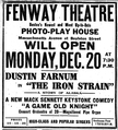 1915 FenwayTheatre BostonDailyGlobe Dec19.png