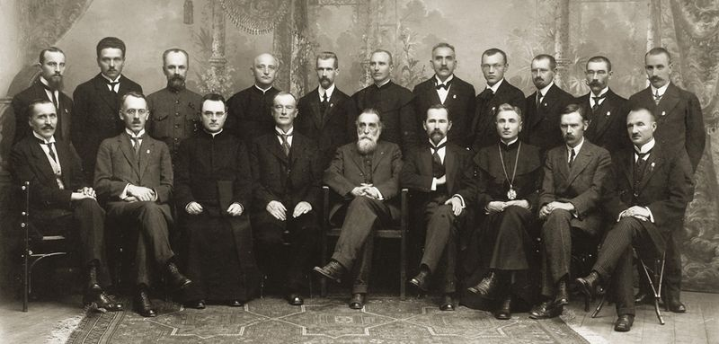 Vaizdas:1917 lithuanian council.jpg