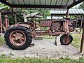 1923 tracteur Harverster International F12, Musée Maurice Dufresne photo 2.jpg