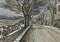 1925-02-21, La Esfera, Las viejas ciudades españolas, El paseo del Rastro en Ávila, Sancha (cropped).jpg
