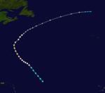 1927 Atlantika uragano 4 track.png