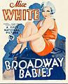 1929 - Broadway Babies poster.jpg