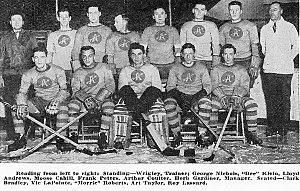 Philadelphia Arrows - 1929-30 Philadelphia Arrows (C-AHL)