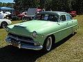 1954 Hudson Hornet Twin H sedan green lf.jpg