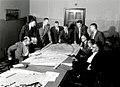 1958. Northwest Forest Pest Action Council with aerial survey maps. Portland, Oregon. (33554629435).jpg