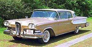 Edsel - 1958 Edsel Corsair