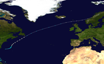 1969 Atlantic hurricane 10 track.png