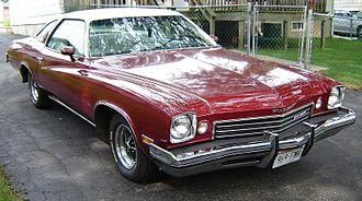 Buick Century - 1973 Century Gran Sport Colonnade Hardtop Coupe