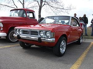 Dodge Colt - 1973 Dodge Colt HT Coupe
