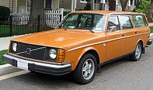 Volvo 245 The Archetype Of Swedish Automobile