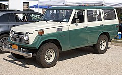 Toyota Land Cruiser J55