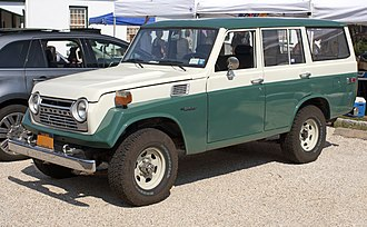 Toyota Land Cruiser - 1979 FJ55 (US)