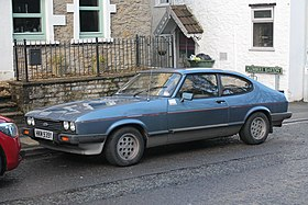 1983 Ford Capri 2.8 Injection (12776736393).jpg