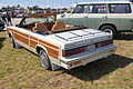 1985 Chrysler LeBaron Town & Country Mark Cross Edition convertible (21161137748).jpg