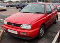 1998 Volkswagen Golf CL 1.6 Front.jpg