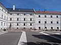 1 Rákóczi Road, main building, courtyard side, north, 2020 Sárospatak.jpg