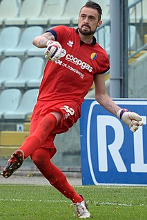 Carlo Pinsoglio Italian footballer