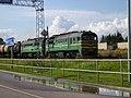 2М62-0378 , ст. Крустпилс, г. Екабпилс, 2009 - panoramio.jpg