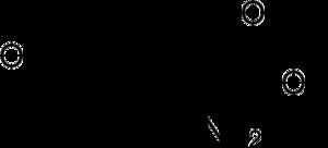 2-Aminomuconic semialdehyde - Image: 2 aminomuconic semialdehyde