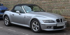 2001 BMW Z3 Roadster Automatic 2.2 Front.jpg