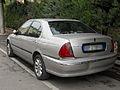 2001 Rover 45 2.0 sedan - rear.jpg