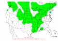 2002-11-15 24-hr Precipitation Map NOAA.png