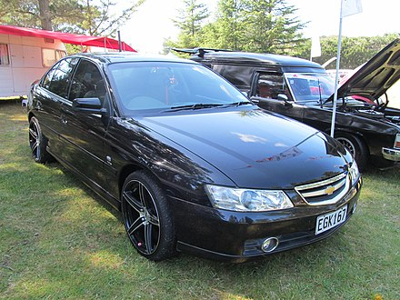 Holden Commodore (VY) - Wikiwand