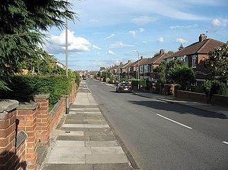 Fairfield, County Durham - Image: 2006 06 23 Lealholme Grove