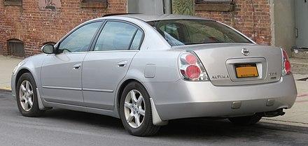 Nissan Altima - Wikiwand