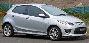 Automotive industry in Japan - Mazda2 Demio DE, 2008 World Car of the Year