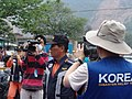 2008년 중앙119구조단 중국 쓰촨성 대지진 국제 출동(四川省 大地震, 사천성 대지진) DSC09996.JPG