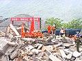 2008년 중앙119구조단 중국 쓰촨성 대지진 국제 출동(四川省 大地震, 사천성 대지진) SSL27217.JPG