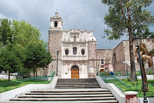 Hidalgo (state) - Monastery of San Francisco in Pachuca