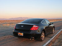 Honda Accord (North America eighth generation) - Wikipedia