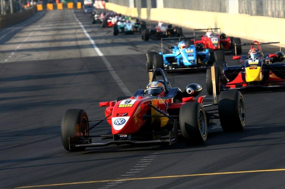 2008 Macau F3 GP