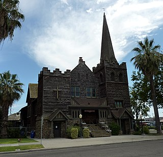First Congregational Church (Porterville, California) United States historic place