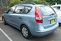 2009 Hyundai i30cw (FD) SX station wagon 01.jpg