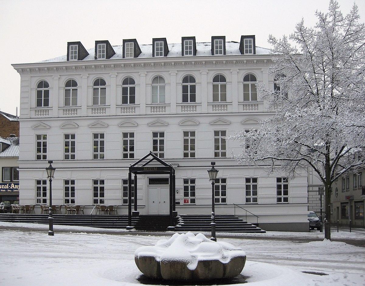 stadtmuseum siegburg wikipedia. Black Bedroom Furniture Sets. Home Design Ideas