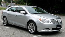 Buick LaCrosse (2009-2014)
