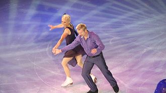 Christopher Dean - Torvill and Dean performing in 2011