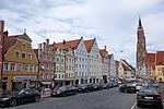 2012-10-06 Landshut 046 Altstadt, St. Martin (8062266003).jpg